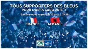 France Albanie aux Aveilles