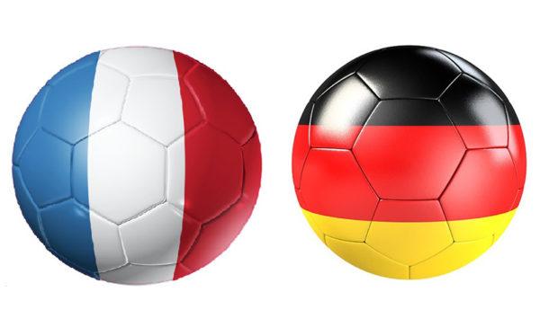 Euro2016 France / Allemagne aux Aveilles