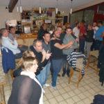 La fête au bar des Aveilles