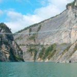 Les passerelles himalayennes du lac de Monteynard