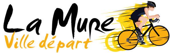 Logo la Mure ville départ du Tour de France