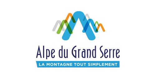 Logo de l'Alpe du Grand Serre