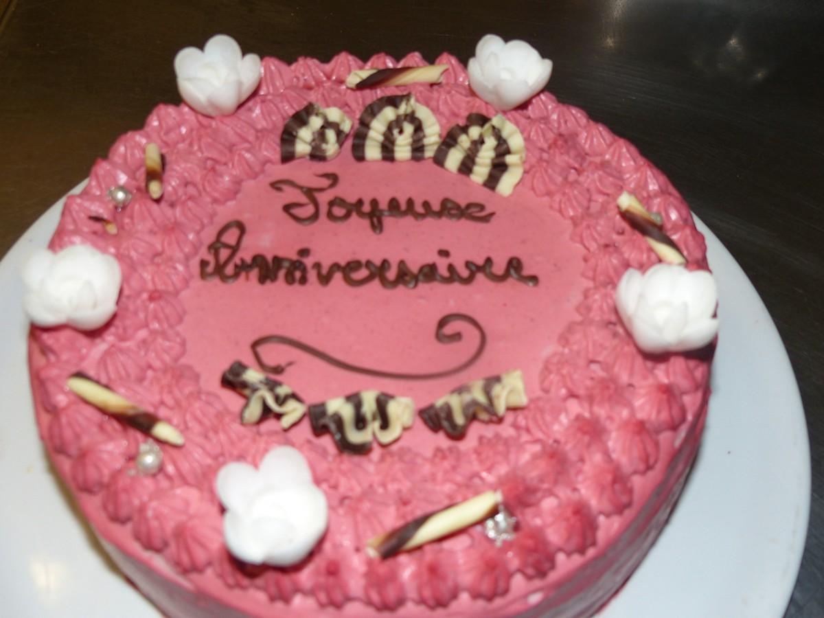 Un autre gâteau