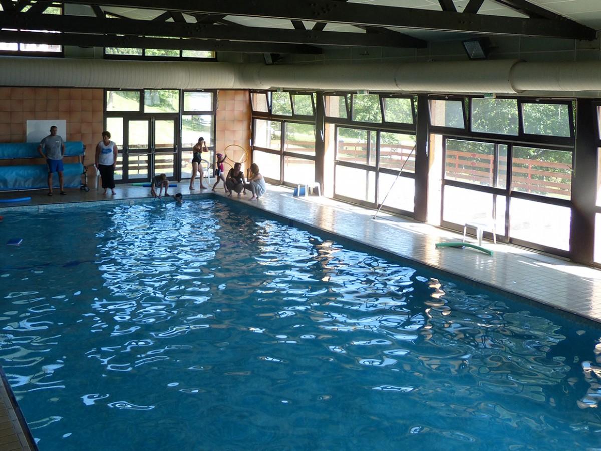 La piscine des Aveilles